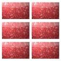 Purpurina Flake Polipur 70P Rojo Manzana de PET que ofrece mayor brillo que cualquier otra de nuestras purpurinas<br /><br />El color de la imagen es orientativo.