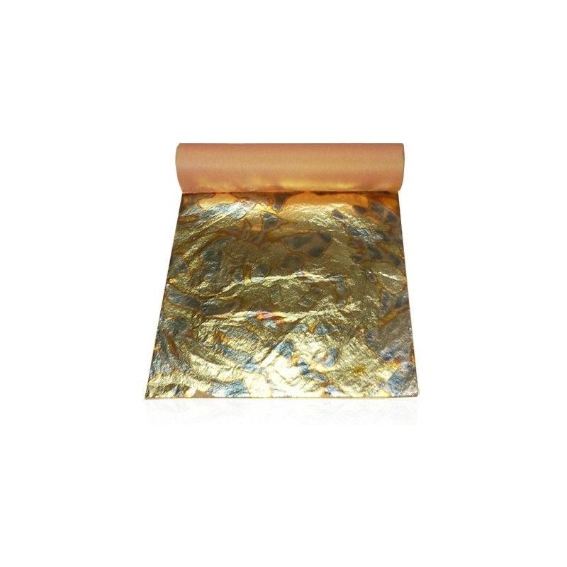 Pan de Oro Azul 25 hojas