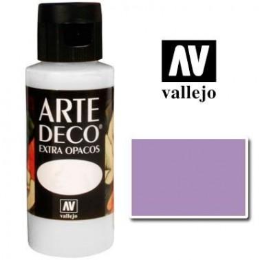 Pintura Vallejo Arte Deco Azul Jacinto