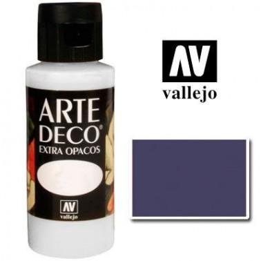 Pintura Vallejo Arte Deco Azul Uniforme