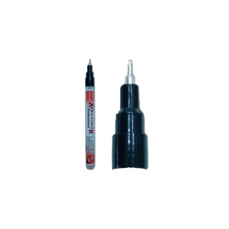 Rotulador Rellenable Aerocolor Liner 1 - 0.8mm