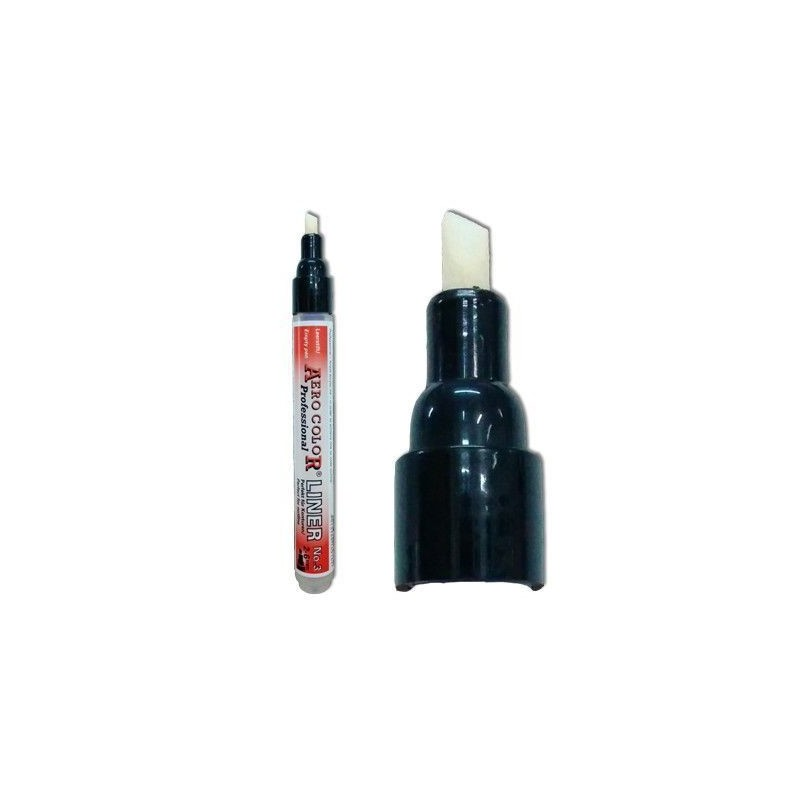 Rotulador Rellenable Aerocolor Liner 3 - 2x6mm