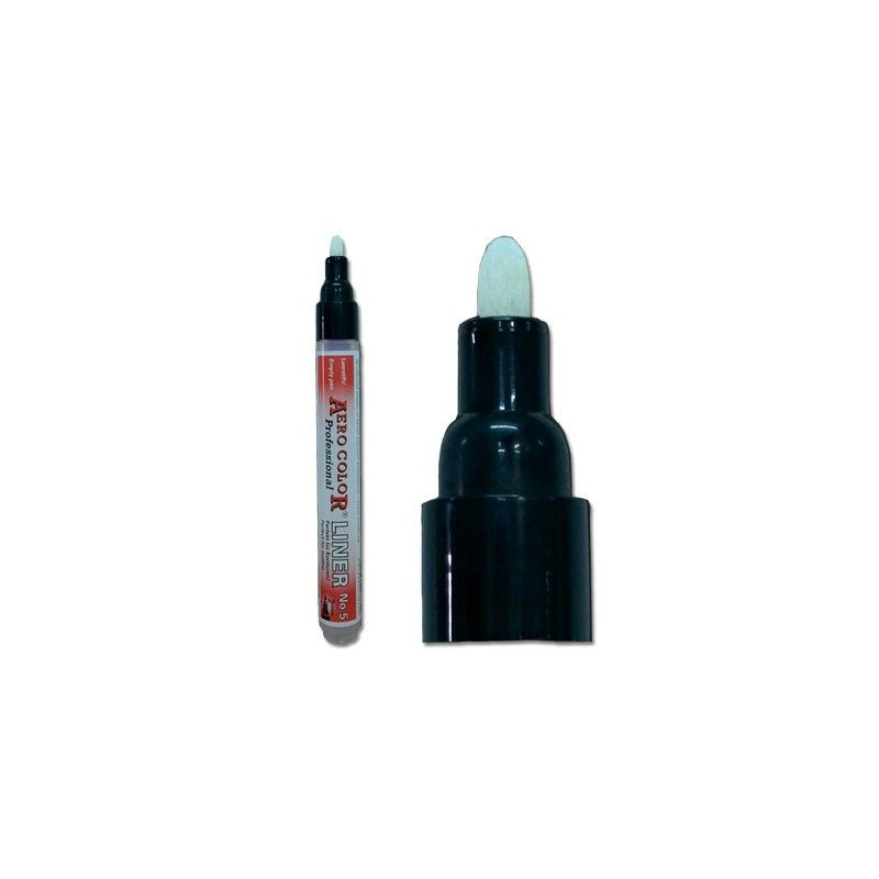 Rotulador Rellenable Aerocolor Liner 5 - 2mm
