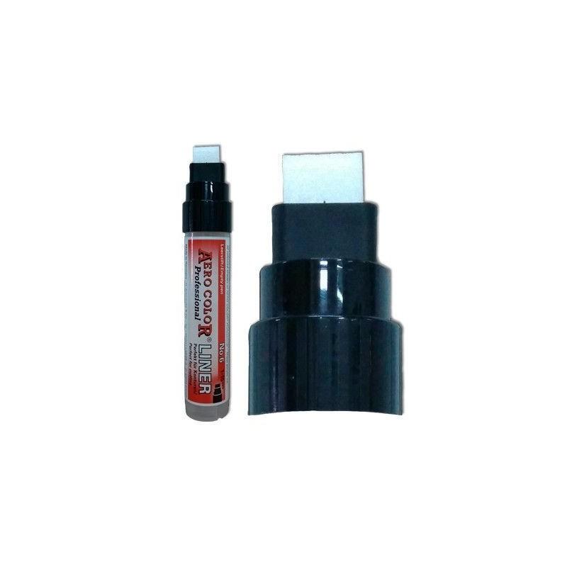 Rotulador Rellenable Aerocolor Liner 6 - 1x15mm