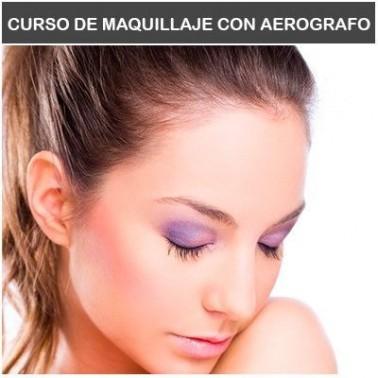Curso Iniciación Maquillaje con Aerógrafo