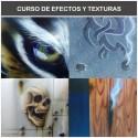 Curso Aerografía Texturas y Efectos