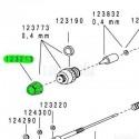 <p>Tapa de Aguja de recambio para Aerógrafos Harder & Steenbeck modelos Colani, Grafo, Infinity y Evolution.</p>