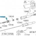 Herramienta de recambio para Aerógrafos Harder & Steenbeck modelo Infinity Grafo