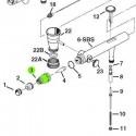 Recambio Aerografo Iwata Eclipse Obturador