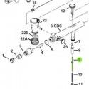 <p>Valvula de Aire de recambio para Aerógrafos Iwata Revolution HP-AR/BR/CR/BCR/SAR e Iwata Eclipse HP-BS/CS/BCS/SBS</p>