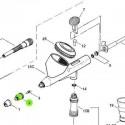 Recambio Aerografo Iwata High Performance Tapa Boquilla 0.2