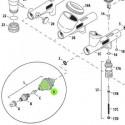 <p>Obturador de recambio para Aerógrafos Iwata Custom Micron modelos CM-B/C/SB/CP</p>