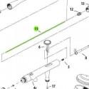 <p>Aguja 0.5 mm de recambio para los aerógrafos Iwata Revolution modelos HP-CR/BCR/SAR</p>