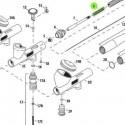 <p>Muelle de recambio para Aerógrafos Iwata Custom Micron modelos CM-B/C/SB/CP</p>