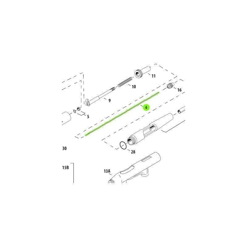 Recambio Aerografo Iwata Hi Line Aguja 0.3