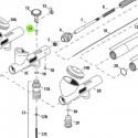 <p>Pistón de recambio para Aerógrafos Iwata Custom Micron modelos CM-B/C/SB/CP</p>
