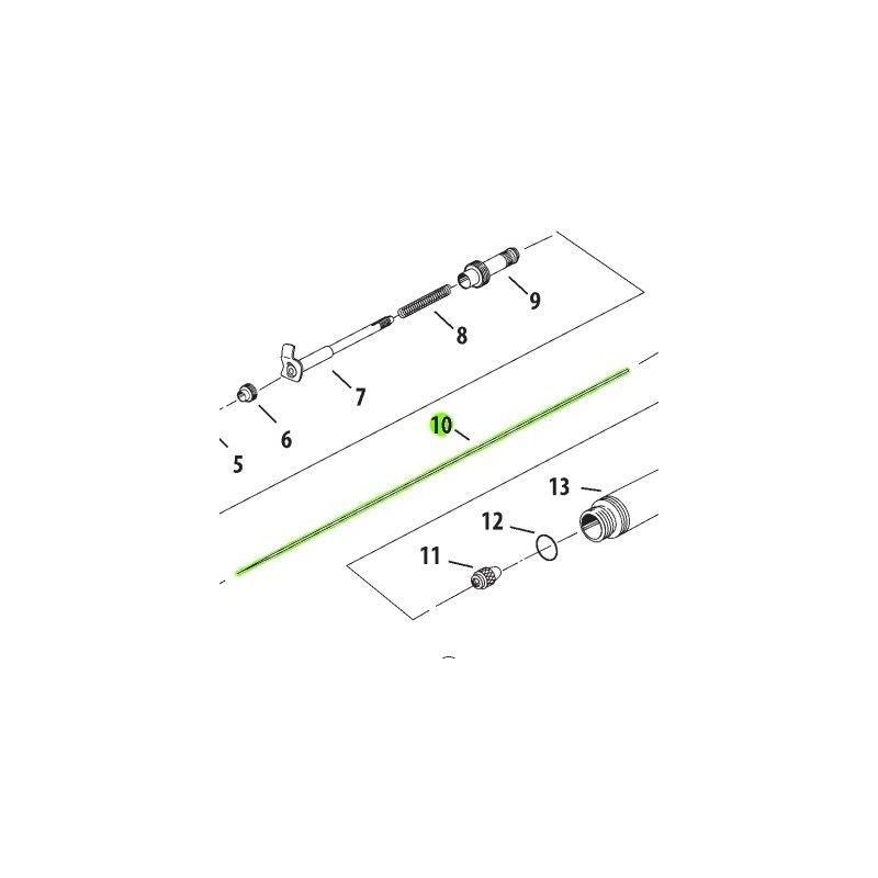 Recambio Aerografo Iwata Neo Aguja 0.5