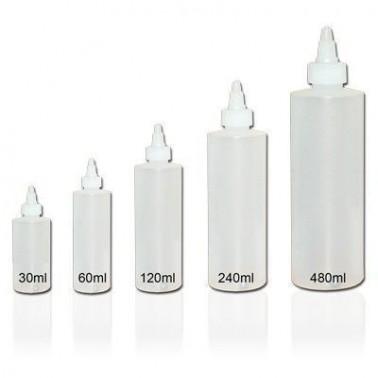 Botella de Plástico 30ml Pack 6un.