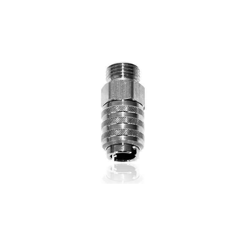 Conector Rápido Nd 5.0mm con 1/4M
