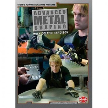 DVD Advanced Metal Shaping With Colton Hardison