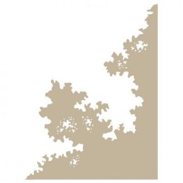 Stencil Aerografia Efectos 004 Oxido