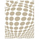 Stencil Aerografia Fondo 007 Circulos Esfera