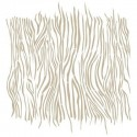 Stencil Aerografia Textura 020 Cebra