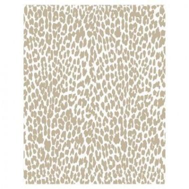 Stencil Aerografia Textura 021 Leopardo