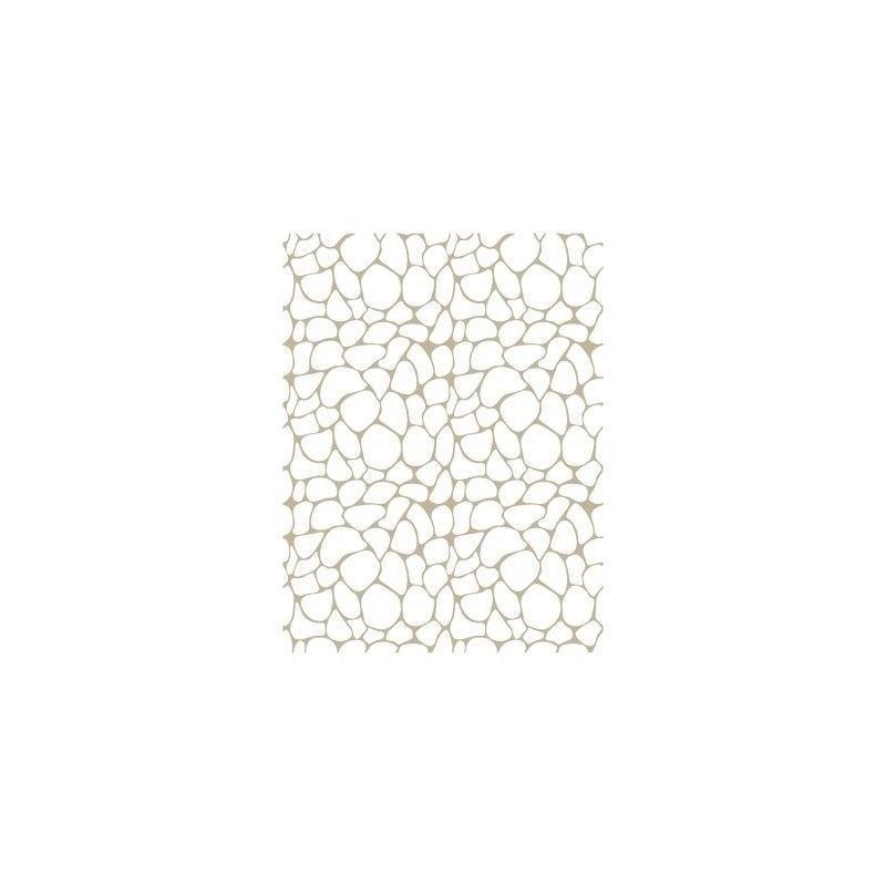 Stencil Aerografia Textura 042 Pared Piedras