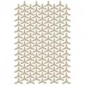 Stencil Aerografia Textura 044 Malla Metalica