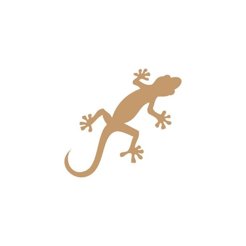Stencil Deco Animales 005 Lagarto