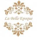 Stencil Deco Vintage Composición 033 Belle Epoque