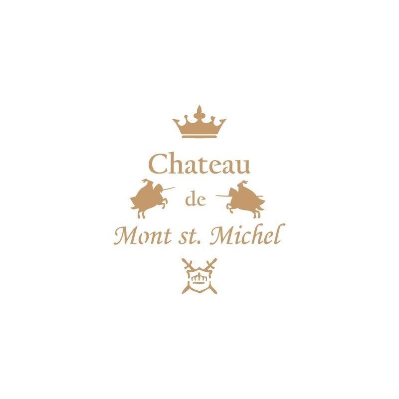Stencil Deco Vintage Composición 090 Chateau
