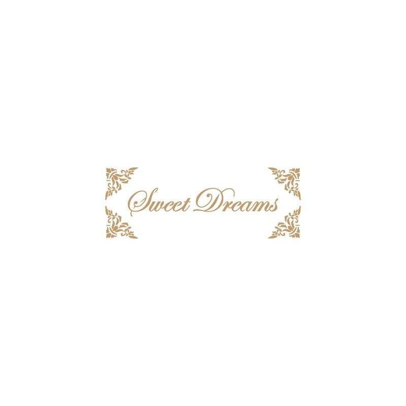 Stencil Deco Vintage Composición 147 Sweet Dreams