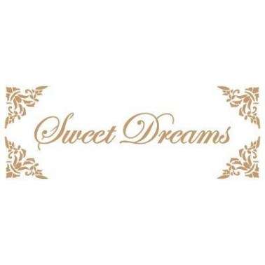 Stencil Deco Vintage Composición 147 Sweet Dreams