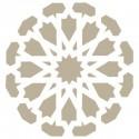Stencil Mini Deco Fondo 029 Celosia