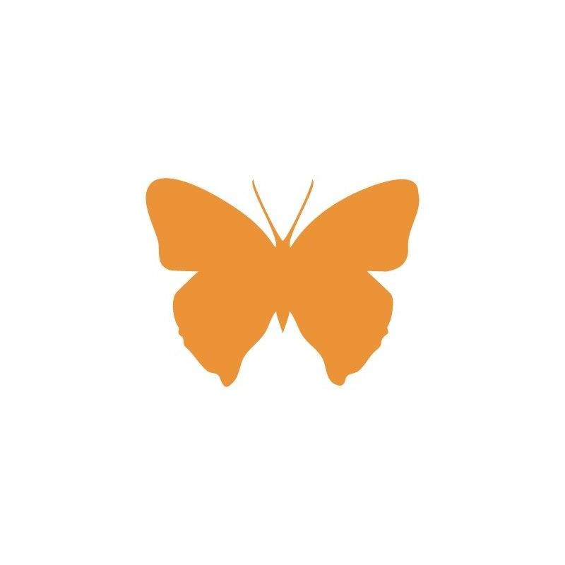 Stencil Aerografia Tattoo Animal 042 Mariposa