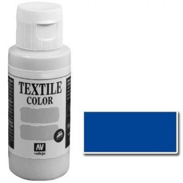 Pintura Vallejo Textil Azul Cobalto 60ml