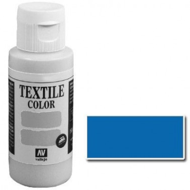 Pintura Vallejo Textil Bleuet 60ml