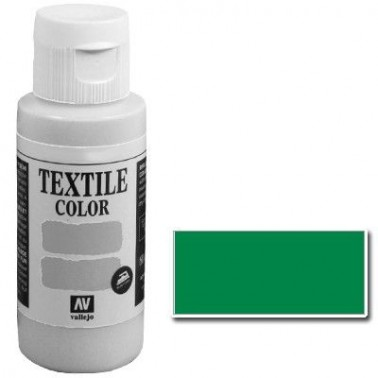 Pintura Vallejo Textil Esmeralda 60ml