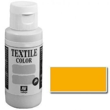 Pintura Vallejo Textil Ocre 60ml