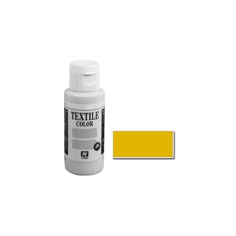 Pintura Vallejo Textil Oro 60ml
