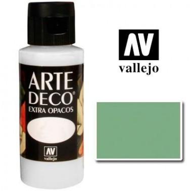 Pintura Vallejo Arte Deco Aguacate