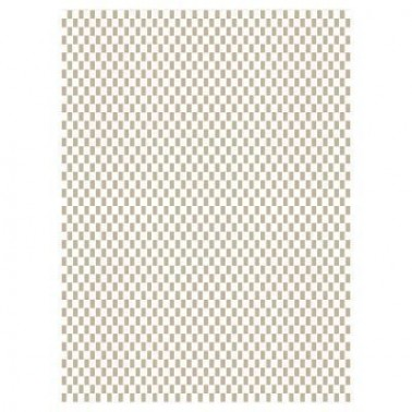 Stencil Aerografia Textura 043m Mini Carbono