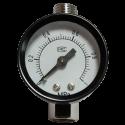 Manómetro con regulador