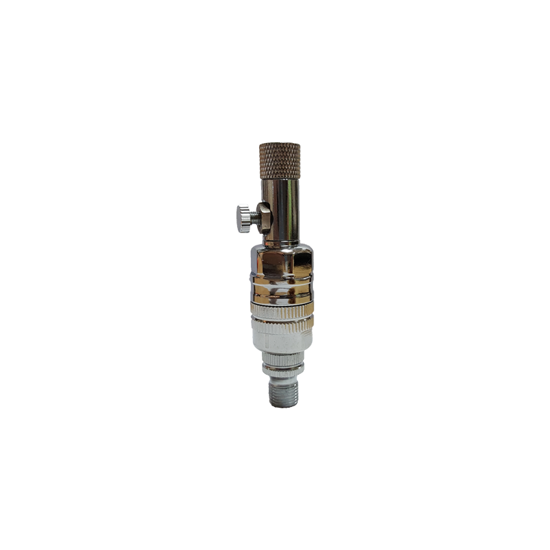 Conector filtro regulador