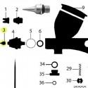 Recambio Boquilla Aerografo Elite Q5