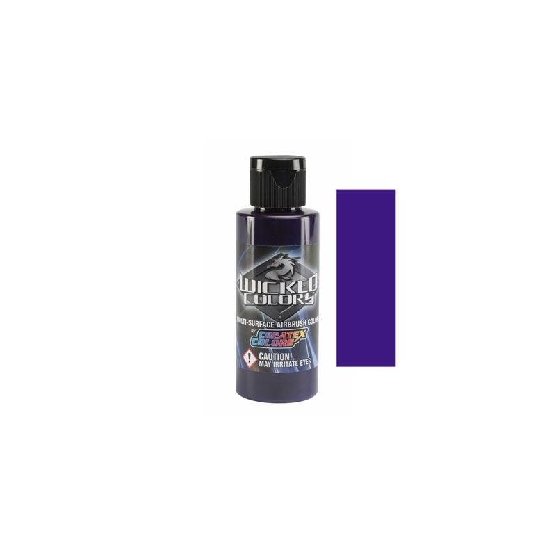 Pintura Aerografia Createx Wicked Violeta
