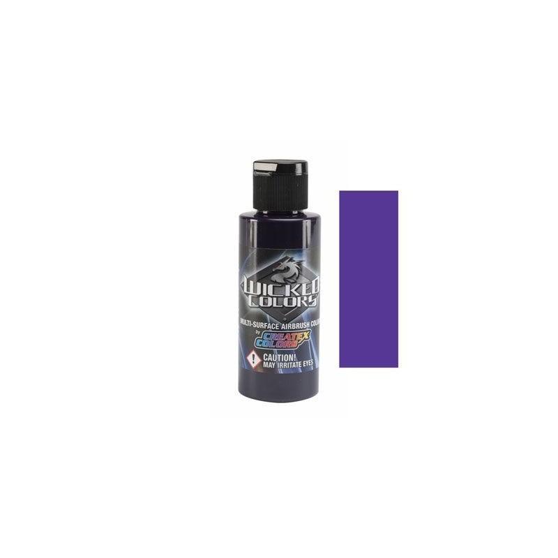 Pintura Aerografia Createx Wicked Detail Violeta