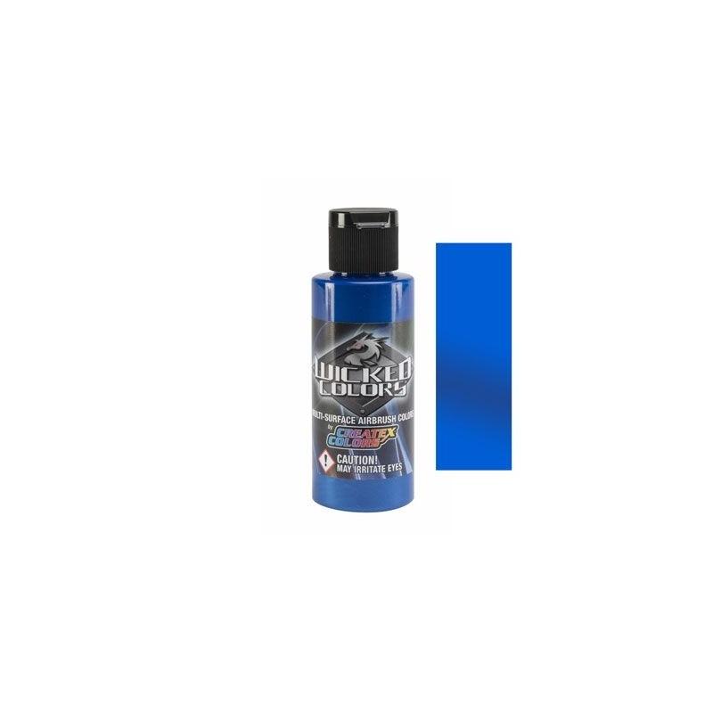Pintura Aerografia Createx Wicked Azul Perla